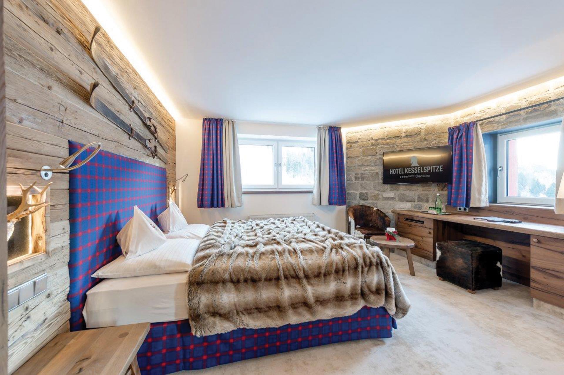Kesselspitze stilles for Design hotel obertauern