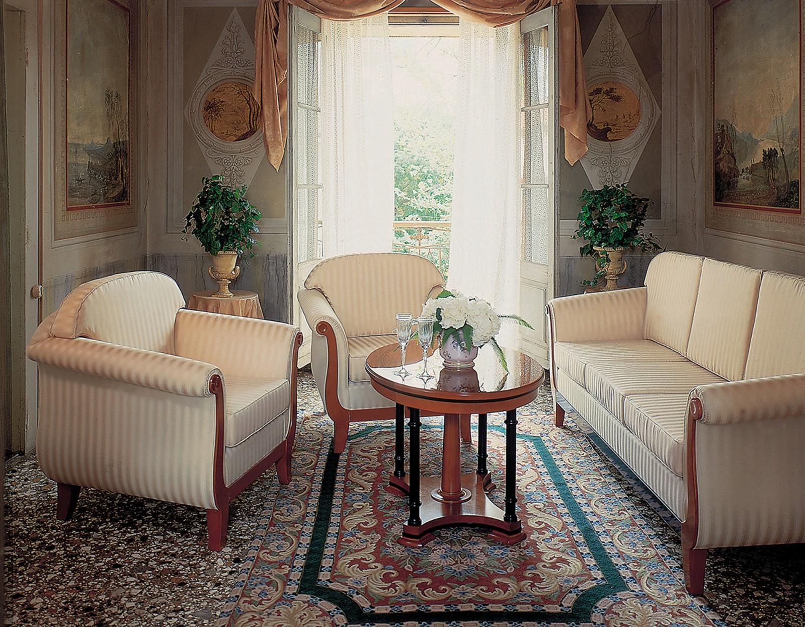 biedermeier – stilles, Wohnzimmer