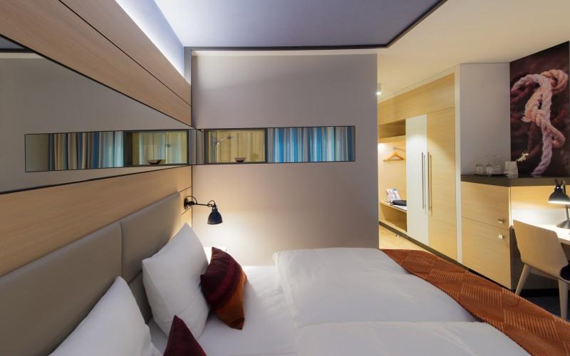 Meereszeiten stilles for Design hotel slowenien