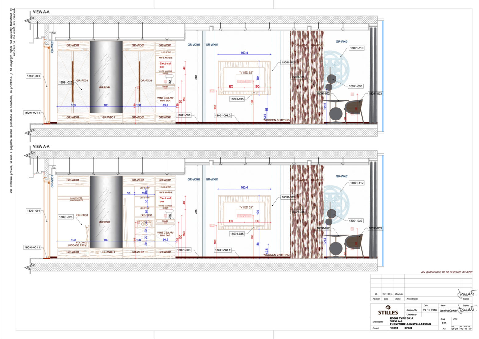 elevations_plans_hotel_planing_Stilles