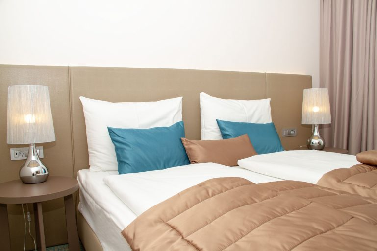 Hotel Seven Doppelzimmer 1