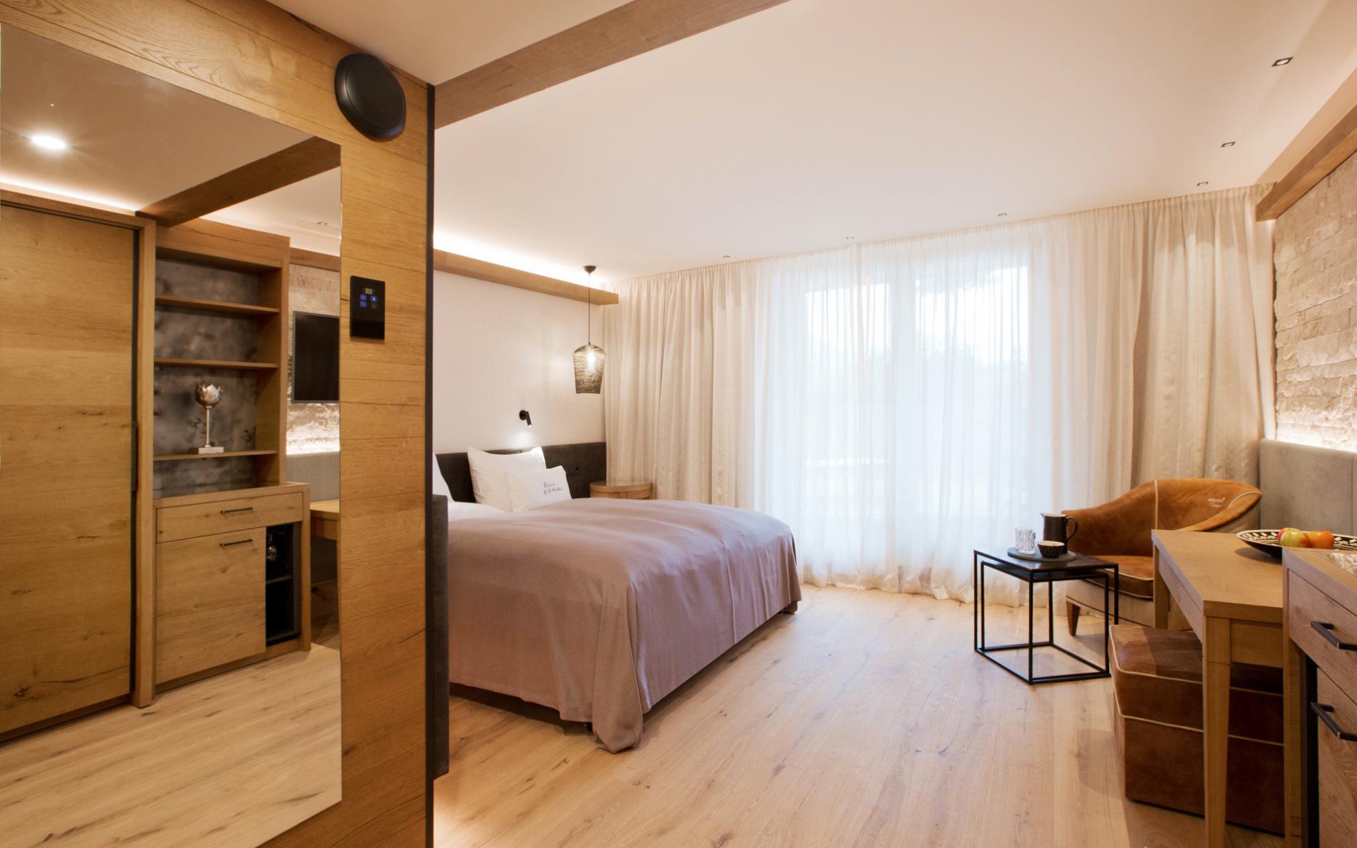 Doppelzimmer Alpenresort Schwarz