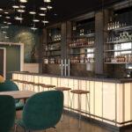 Hyperion Hotel Bar Stilles