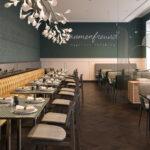 Hyperion Hotel Restaurant Stilles