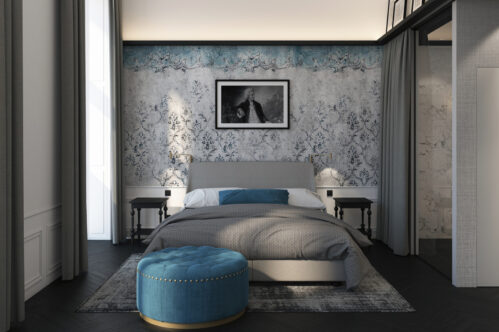 Hyperion Hotel Room Stilles