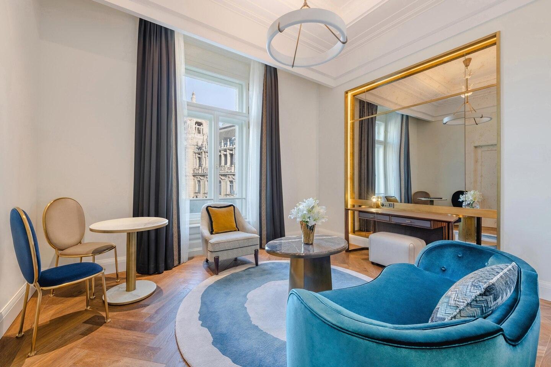 Budlc One Bedroom Suite 6596 Hor Clsc